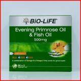 Bio-life Epo & Fish Oil 500mg Vegicaps 60\'s x2 (Exp02/19) [Clearance]