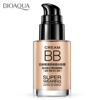 Bioaqua Super Wearing Persistent Water Flawless BB Cream 30ml (Light Beige)