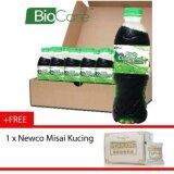 Biocare Alfalfa Chlorophyll drink 24 X 500ml - Free Newco Misai Kucing