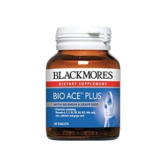 Harga **Blackmores Bio ACE(TM) Plus 30's-F