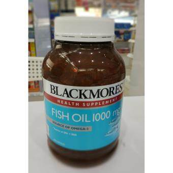 Harga Blackmores Fish Oil 1000mg 400s