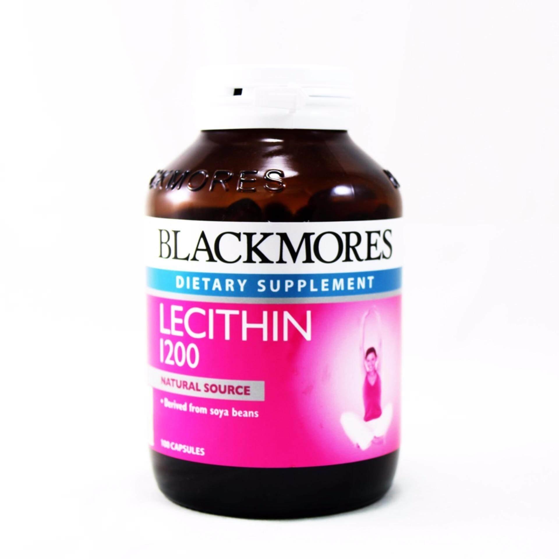 BLACKMORES LECITHIN 1200 100\'S
