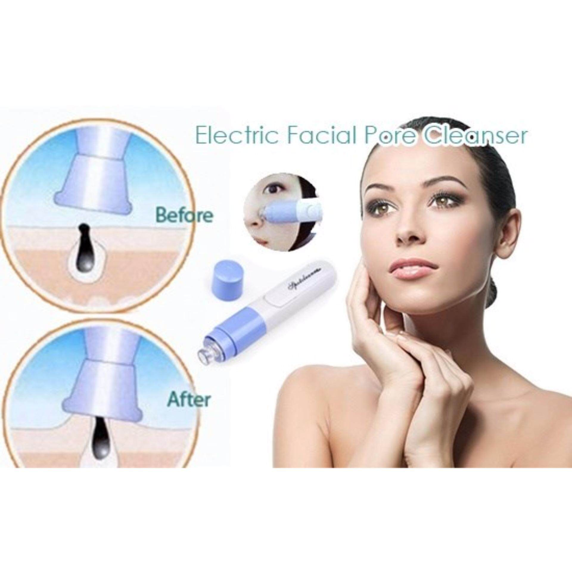 Mini Handheld Facial Blackhead Vacuum Suction Face Skin Protection Pore Cleansing Device Zit Acne Remover Cleaner Machine