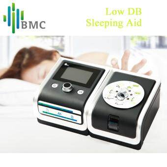 Harga BMC GII Auto CPAP Machine E-20AH-O Smart Home Ventilator For SleepSnoring Apnea With NM2-M mask