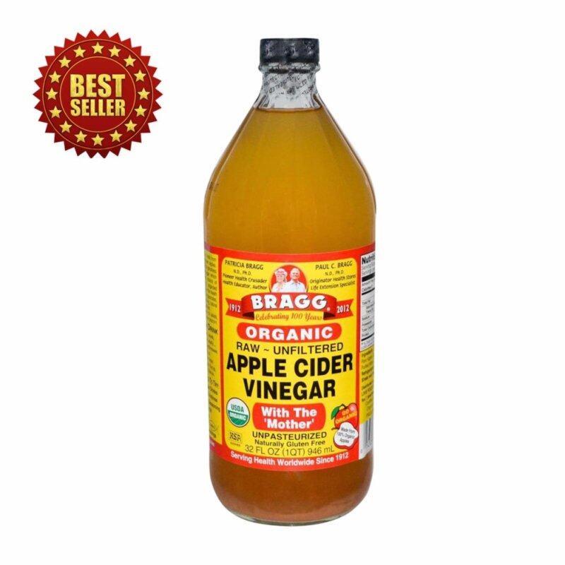Bragg Organic Apple Cider Vinegar 946ML Malaysia