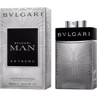 Harga Bvlgari Man Extreme Bvlgari for men edp 100ml spray/perfume