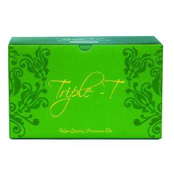 Harga byDR Azlan Triple-T rich in antioxidants (2 Boxes)