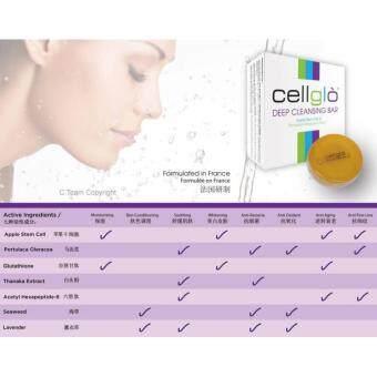 Cellglo Deep Cleansing Bar (70g) - 3