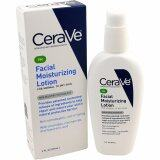 [ iiMONO ] CeraVe Moisturizing Facial Lotion PM, 3 Ounce