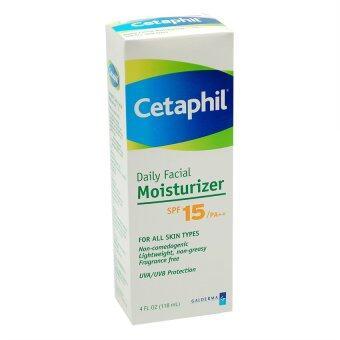 Cetaphil daily facial moisturizer ingredients