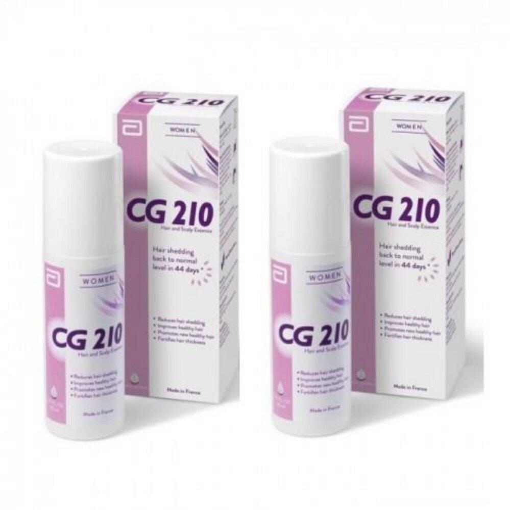 CG210 Anti Hair Loss and Scalp Essence Women 80ml X 2