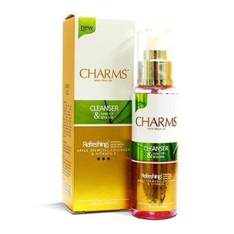 Harga CHARMS CLEANSER & MAKEUP REMOVER (100ml)