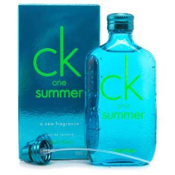Harga CK One Summer 2013 Calvin Klein for women and men 100ml edt spray/perfume