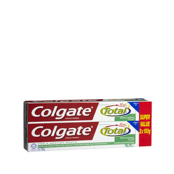 COLGATE Colgate Total Professional Clean 2X150G