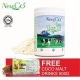 Newco IgG Plus Colostrum powder 300g ?????(FREE COCO MALT DRINKS 500G)