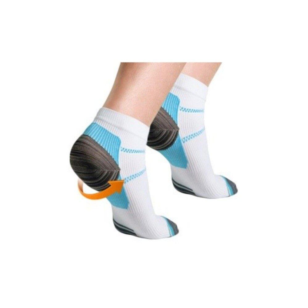 【MILANO】 Socks Compression Socks for Plantar Fasciitis Arch Pain Heel Spurs