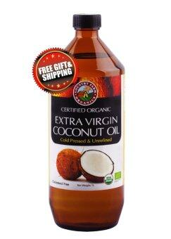 Harga Country Farm Certified Organic Extra Virgin Coconut Oil 1L