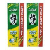Darlie Double Action Toothpaste 4X225g