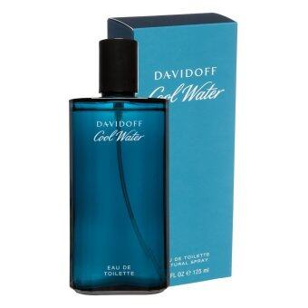 Harga Davidoff Cool Water Men EDT 125ml New Demonstration Unit