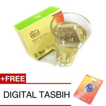 Harga Detox Teh Sanna Al-Sunnah Green Tea for Health&Slimming