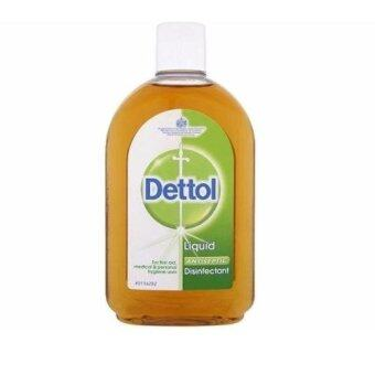 Harga Dettol Antiseptic Liquid 50ml