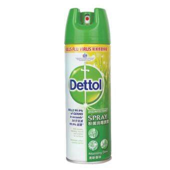 Harga Dettol Disinfectant Spray 450ml ( Morning Dew )