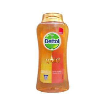 Harga DETTOL Gold Classic Clean Body Wash 250ml