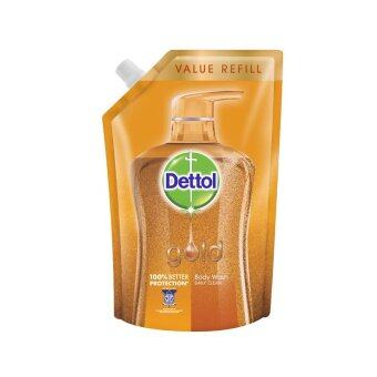 Harga DETTOL Gold Classic Clean Body Wash 900ml