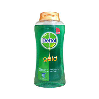 Harga DETTOL Gold Daily Clean Body Wash 250ml