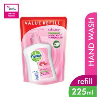 Harga Dettol Hand Wash Skincare Pouch 225ML - 8133416