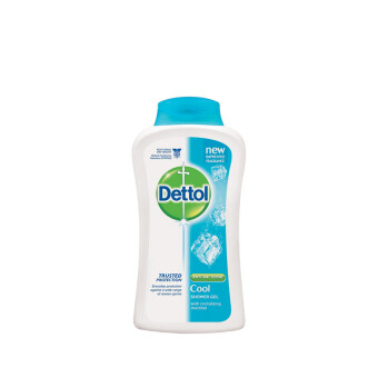 Harga DETTOL Shower Foam Cool 250ML