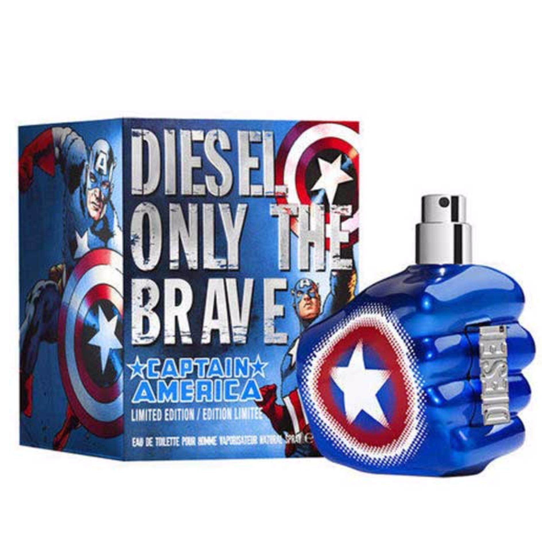 DIESEL ONLY THE BRAVE CAPTAIN