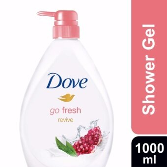 Harga Dove Go Fresh Shower Gel Revive 1 L