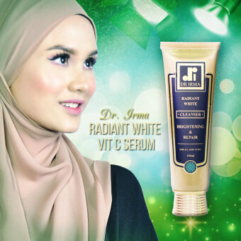 Harga Dr Irma RADIANT WHITE CLEANSER (100ml)