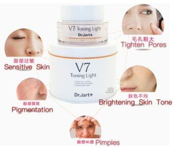 Harga Dr. Jart+ V7 Toning Light Cream (50ml)