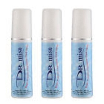 Harga Dr Mist Body Spray 75Ml X 3