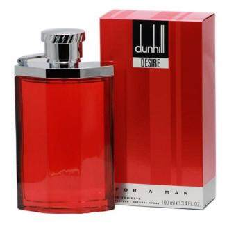 Harga Dunhill Desire Red EDT Spray 100ml For Men