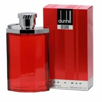Harga Dunhill Desire Red For Men EAU DE TOILETTE 100ML