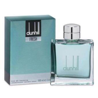 Harga Dunhill Fresh By Alfred Dunhill EDT Spray 100ml For Men