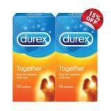 Durex Together 12s Condom X 2