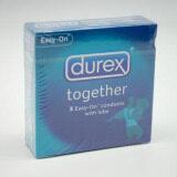 DUREX TOGETHER 3S