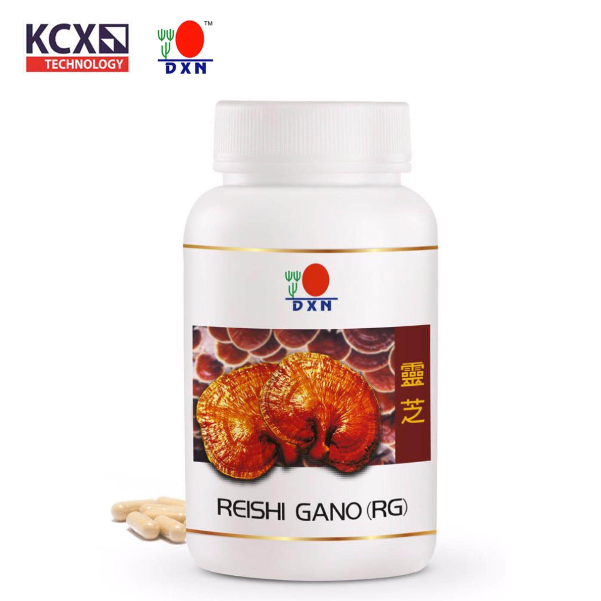 DXN Lingzhi Reishi Gano (RG) - 90 Capsules