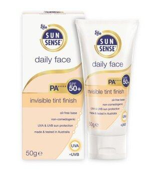 Harga Ego SunSense Daily Face PA++++SPF50+ Invisible Tint Finish (50g)