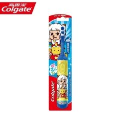 Electric toothbrush with electric toothbrush for boysandgirls.super soft brush hair. delicate rotating brush head
