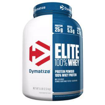 Harga Elite Whey (5LBS) - RICH CHOCOLATE