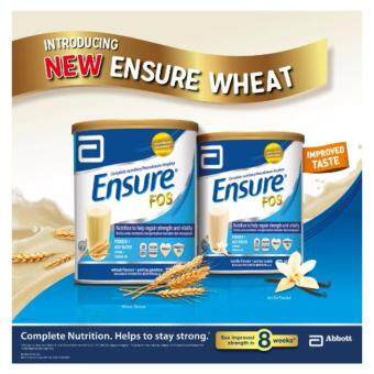 Ensure Fos Wheat 850G [EXP: 2019/7]