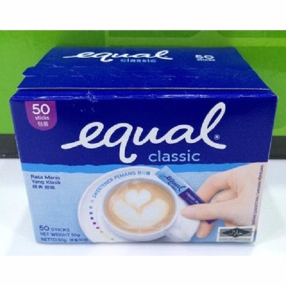 Equal Sweetener Classic Sachets (50's/ pack) - Suitable for Diabetes