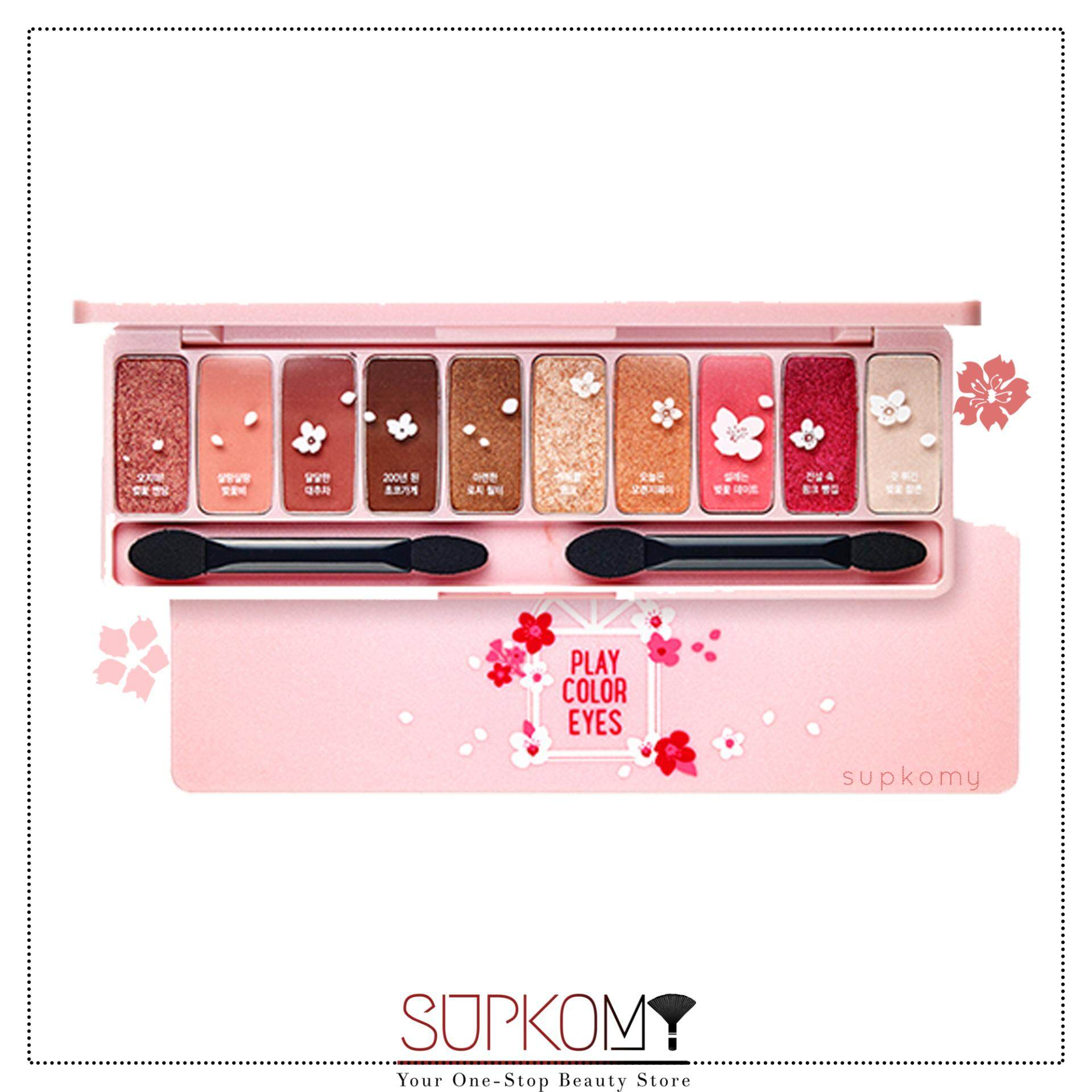 Etude House Play Color Eyes (Cherry Blossom) 100% Authentic