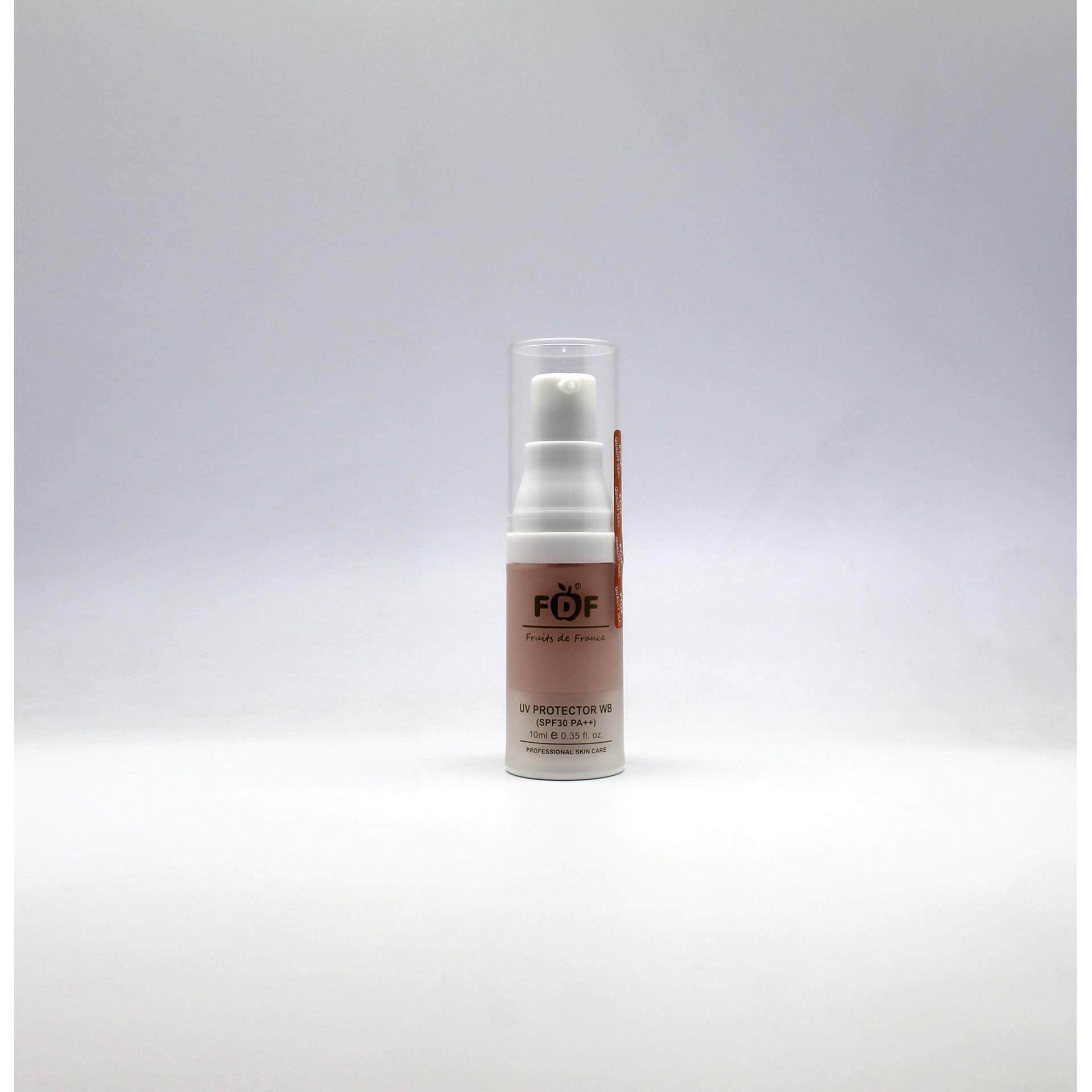 FDF UV Protector WB SPF30 PA++防晒霜 10ML