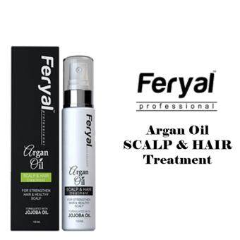 Harga Feryal Argan Oil SCALP & HAIR Treatment